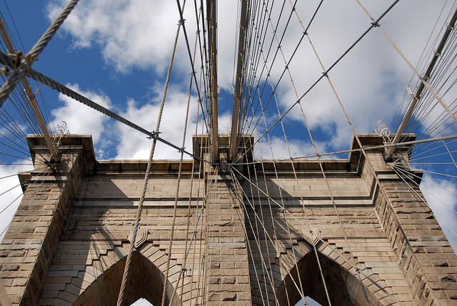 nyc brooklyn bridge