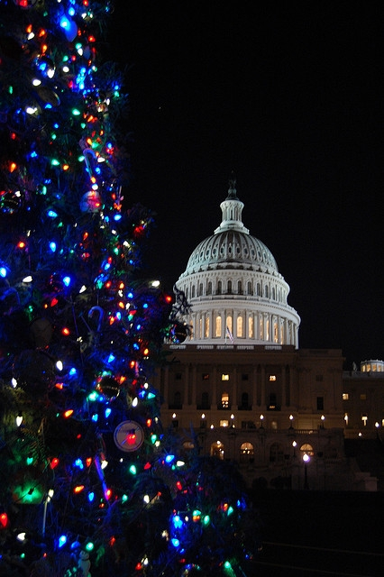 ultimate guide to christmas in washington dc my view from the middle seat - Christmas In Washington