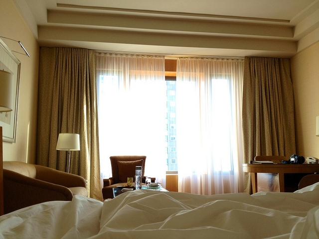 good morning, from the Four Seasons New York (C) Christina Saull - All Rights Reserved