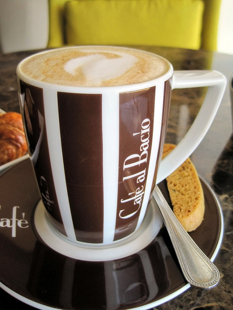 cruise coffee