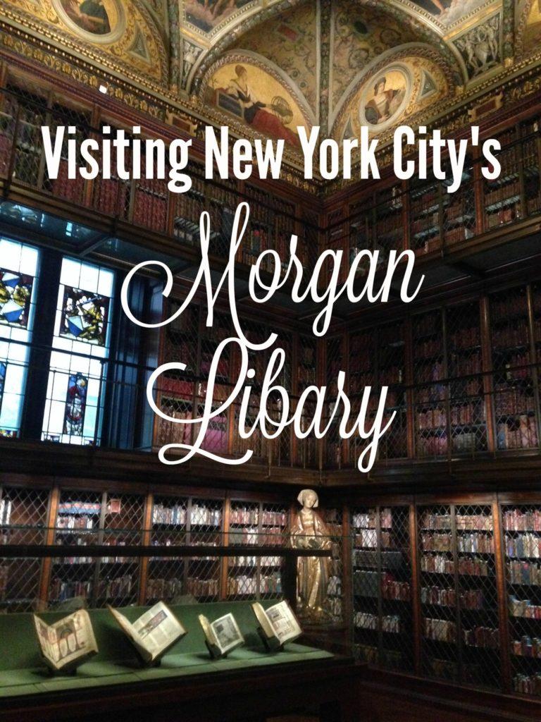 morgan library pinterest