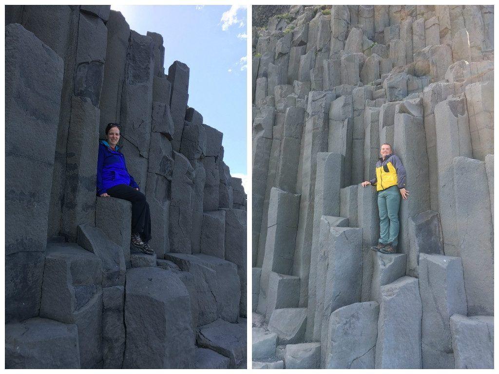 columns climbing