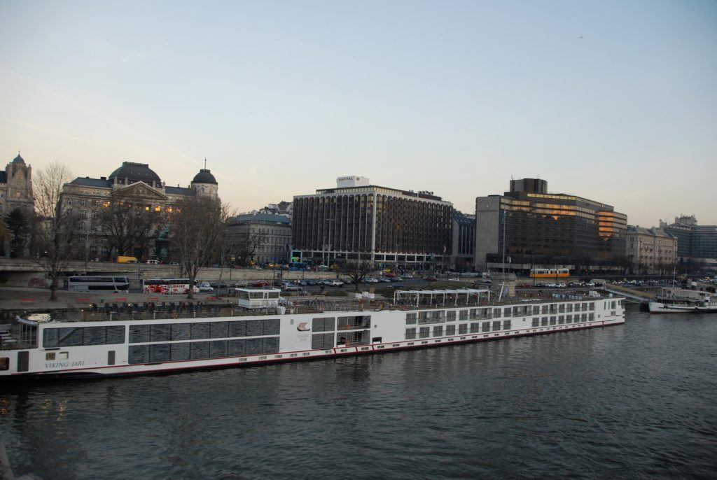 A Journey Down The Danubea Viking Christmas Market Cruise Review - Danube cruise