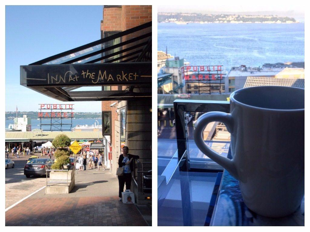 view of Pike Place Market at Inn at the Market
