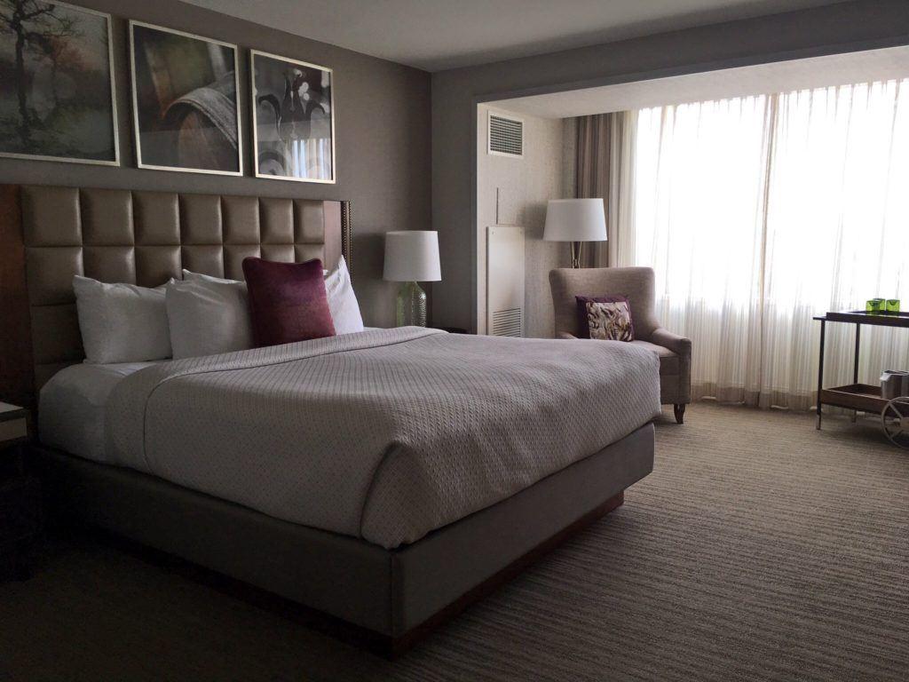 Lansdowne Resort room