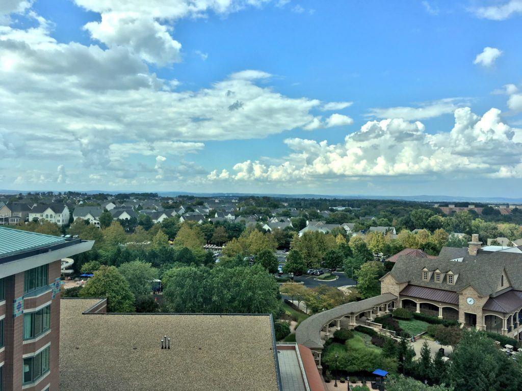 Lansdowne room view