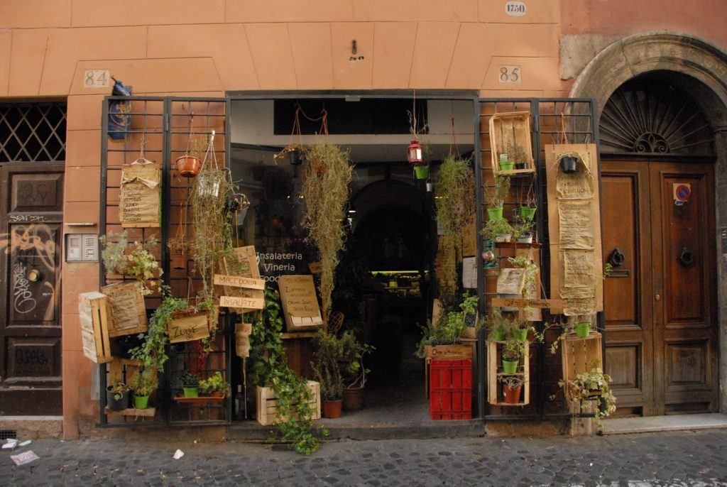 Rome neighborhood